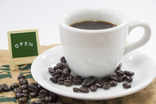 コーヒー豆なら許可不要